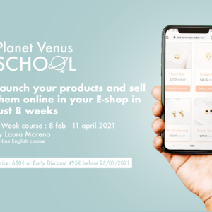 Ecommerce course by Laura Moreno