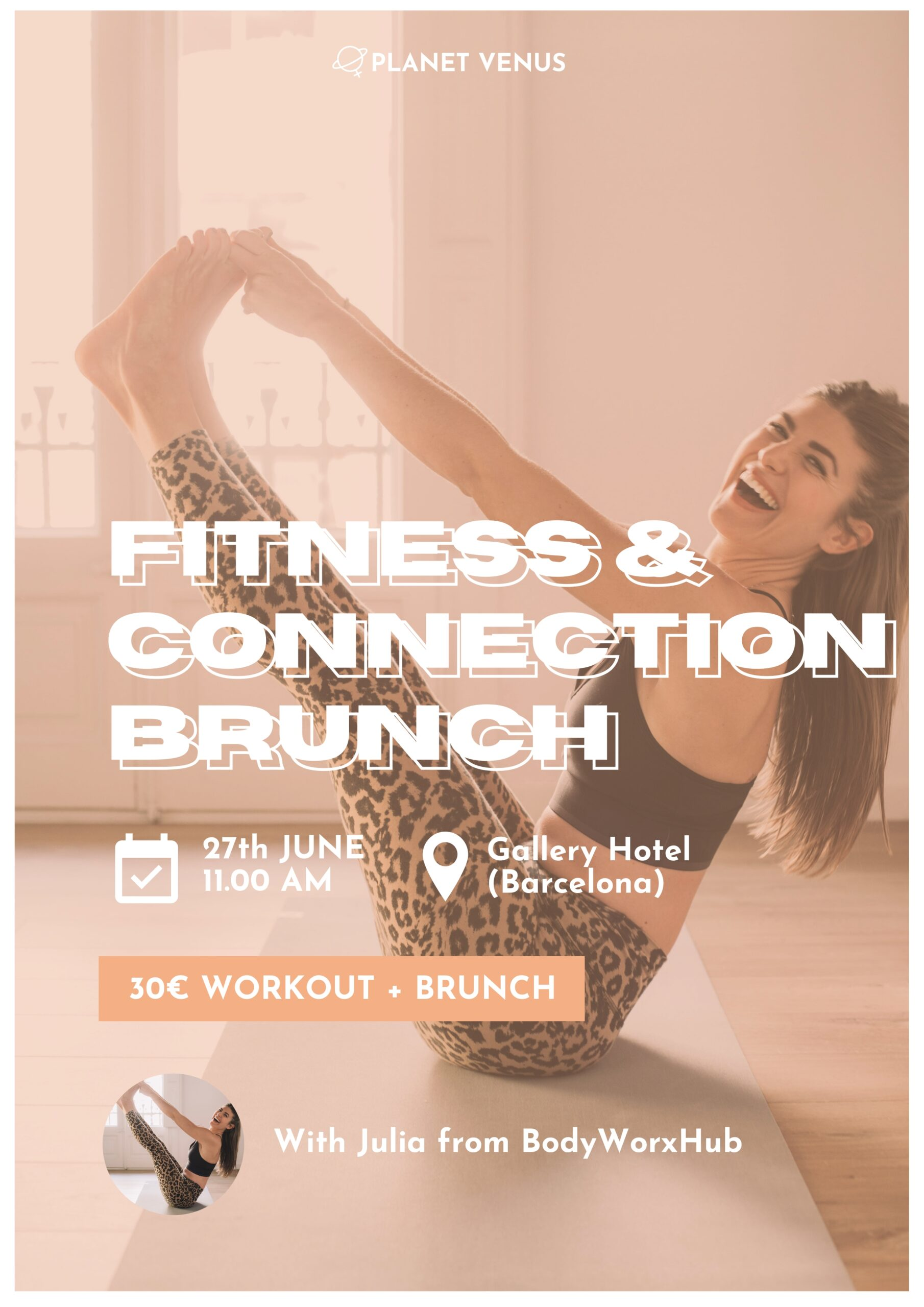 fitness connection brunch